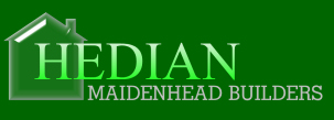 Hedian are based in Maidenhead, and are ideally situated to carry out all types of building work throughout Maidenhead, Reading, Slough, Cookham, Marlow, Henley and South Oxfordshire, Windsor, Ascot, Eton, Eton Wick, Twyford, Flackwell Heath, Bourne End, Beaconsfield, Stoke Poges, Sonning, Taplow, Gerrards Cross, Binfield, Sunningdale, Sunninghill, Chalfont St Giles, Chalfont St Peters, and surrounding areas.